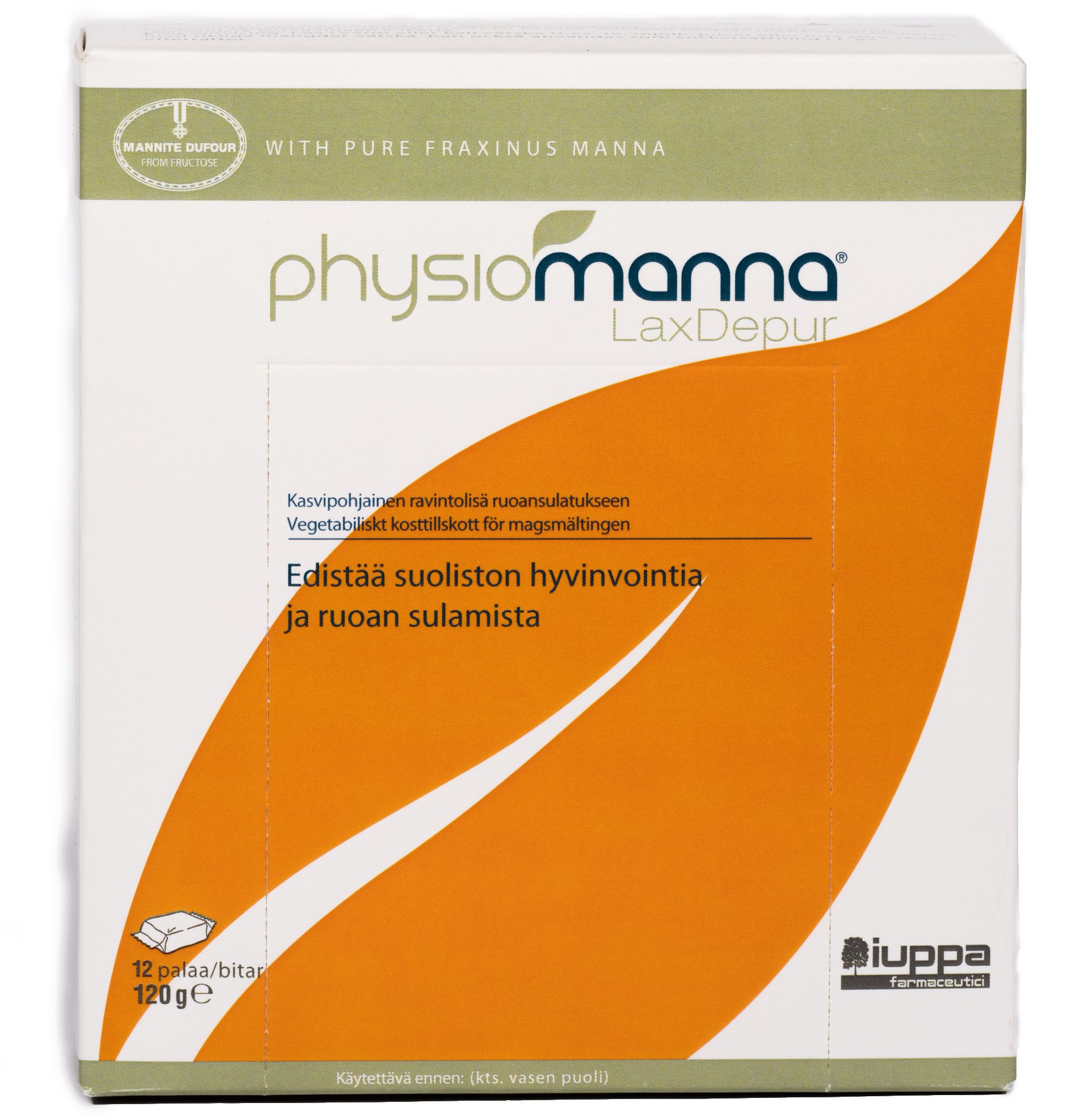 Physiomanna® LaxDepur
